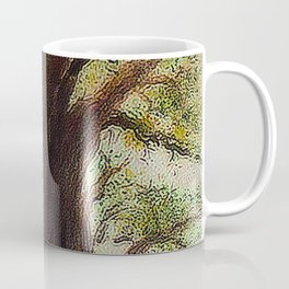 Ahuehuete Ancestral - Ancient Ahuehuete Coffee Mug
