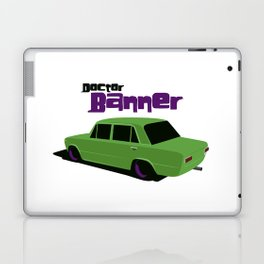 Doctor Banner Laptop & iPad Skin