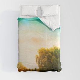 Waking Willow Comforters