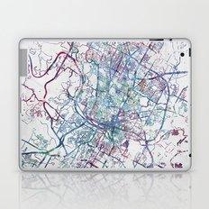 Austin map Laptop & iPad Skin