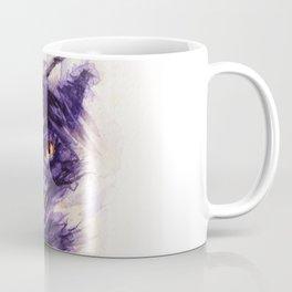 threeeyed cat Coffee Mug