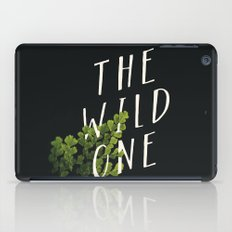 The Wild One iPad Case