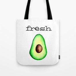 Fresh Avocado fr e sh a voca do Tote Bag