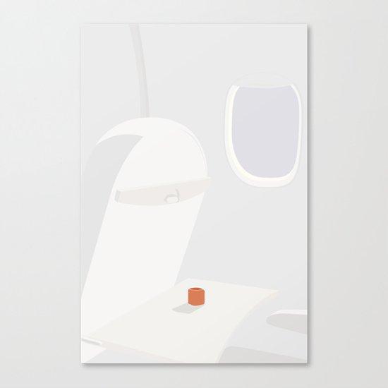 GRØNTSAGSSAFT (tomato juice) Canvas Print