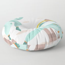 Our Planet Floor Pillow