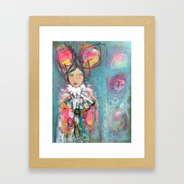 Pure Magic Framed Art Print