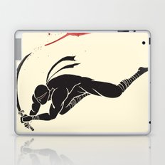Ninja! Heads will roll! Laptop & iPad Skin