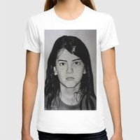 blanket T-shirts featuring Blanket Jackson by Brooke Shane
