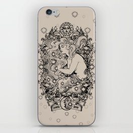 Cosmic Lover iPhone Skin