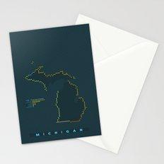 MDOT - Michigan Land & Maritime Borders Stationery Cards