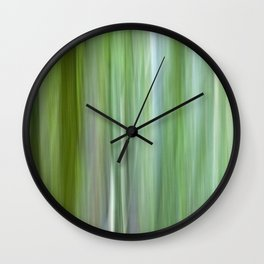Songlines I Wall Clock
