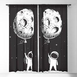 Fly Moon Blackout Curtain