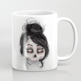 The inability to perceive with eyes notebook II Coffee Mug
