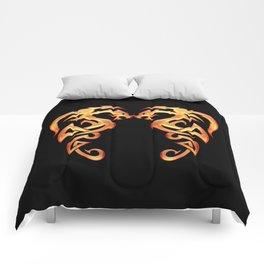 Golden Dragon Comforters