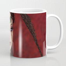 Chica Alienigena Coffee Mug