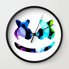 marsmellow dj Wall Clock