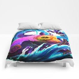 Ocean Splendor Comforters