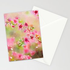 Pretty and Pink Stationery Cards