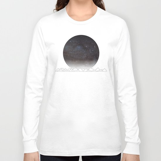 Spacescape Variant Long Sleeve T-shirt