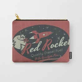 Red Rocket (Distressed) Carry-All Pouch