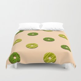 Avo + Pear Duvet Cover
