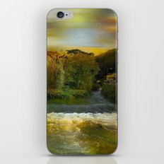 The River Yeo iPhone Skin