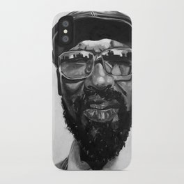 monk iPhone Case