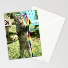 Rave Kitty (Lanai Cat Sanctuary) Stationery Cards