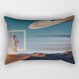 anoтнer dιмenѕιon Rectangular Pillow