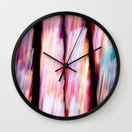 Reckless Joy Wall Clock