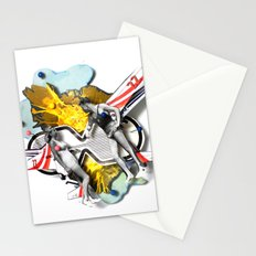 Speed Date | Collage Stationery Cards