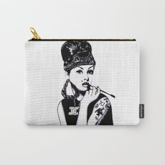 Audrey Hepburn. Rebel: Chola. Carry-All Pouch