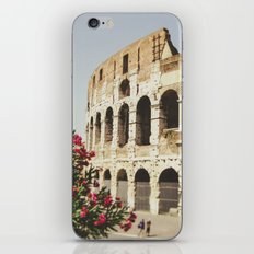 WHEN IN ROME iPhone & iPod Skin