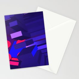 The Noises Of The Evening Stationery Cards