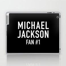 MJ Fan Laptop & iPad Skin