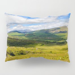 Welsh Views Pillow Sham