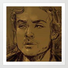 billy boy Art Print
