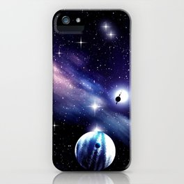 KEPLER - 62 f. iPhone Case