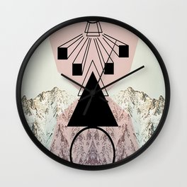 Pure White Wall Clock