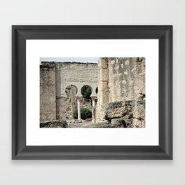 The Shining City Framed Art Print