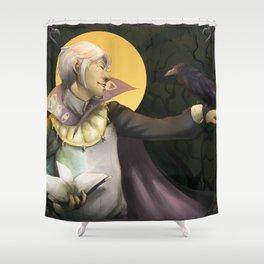 Fire Emblem Awakening: Friend of Ravens Shower Curtain