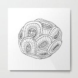 microcosm #1 Metal Print