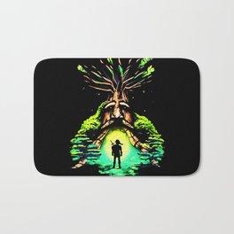 magic tree Bath Mat