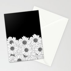 Daisy Boarder Stationery Cards