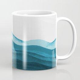 Ocean waves paint Coffee Mug