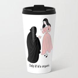 Only if it's organic. Travel Mug