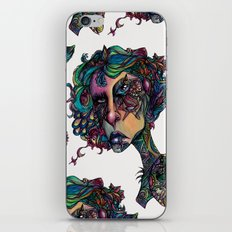 All in The Colors iPhone & iPod Skin