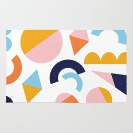 Happy Shapes Rug