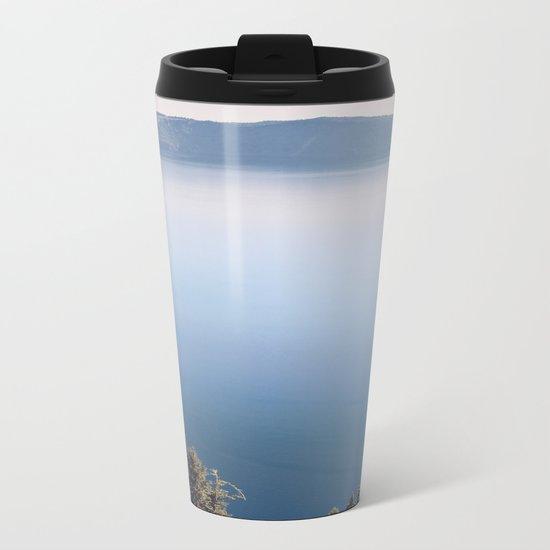 Wild Lake Metal Travel Mug