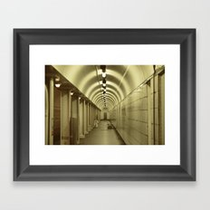 Adit Framed Art Print